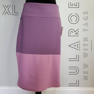 Lularoe - Cassie - XL - Purple, Lilac, Lavender